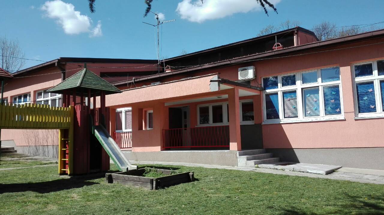 Poletarac Barajevo Zgrada