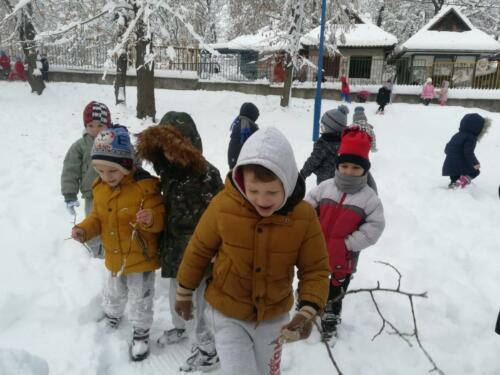 Зимске-играрије