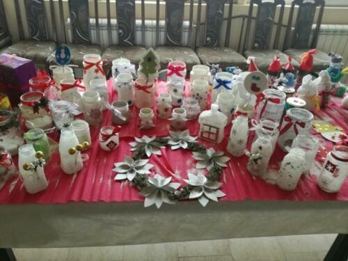 Хуманитарна продајна изложба, објекат Јагодица 1
